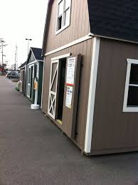 Tuff Shed Home Depot Display by Home Depot Tiny Houses Tiny House Listings