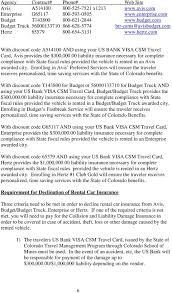 100 Budget Truck Insurance CSM Guideline For Completion Of TA S And TE S PDF