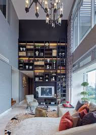 100 Penthouse Design Home Tour A Modern With Brilliant Balconies Singapore