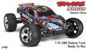 Traxxas 1 10 Rustler Hawaiian Edition 2wd Stadium Truck RTR ... Traxxas Rustler 2wd Stadium Truck 12twn 550 Modified Motor Xl5 Exc Traxxas 370764 110 Vxl Brushless Green Tuck Rtr W Traxxas Stadium Truck Youtube 370764rnrs 4x4 Scale Product Wtqi 24ghz 4x4 Brushless And Losi Rc Groups 370761 1 10 Hawaiian Edition 2wd Electric Blue Tra37054