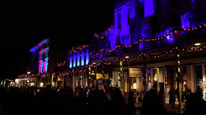 Macy s Theater of Lights in Old Sacramento 11 29 14