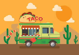 100 Mexican Food Truck Vector Taco Download Free Vector Art Stock Graphics Images