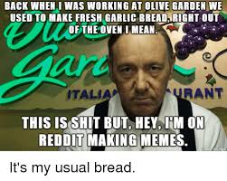 91  Olive Garden Meme  ONE DOES NOT SIMPLY DISLIKE OLIVE