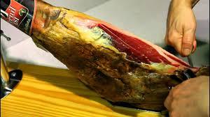 comment couper un jambon espagnol en tranches 2 6 pata negra