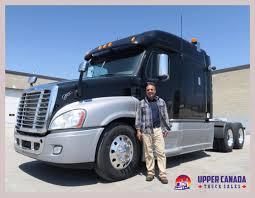 100 Cascadia Trucks Upper Canada On Twitter Congratulations Amarjit On Your New