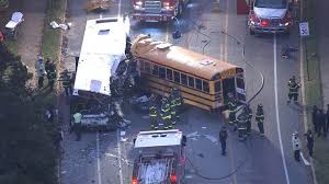 100 Baltimore Truck Accident Lawyer School Bus Driver Had Traffic Violation History WESM