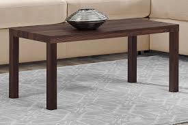 Mainstays Sofa Sleeper Weight Limit by Dhp Furniture Mainstays Parsons Coffee Table