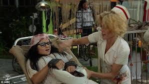 Halloween 3 Awesomeland Cast by Abc Slammed Over Modern Family Halloween By Mental Health