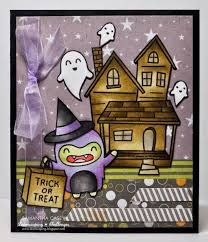 162 Best Halloween Inspiration Images by 162 Best Halloween With Lawn Fawn Images On Pinterest Christmas