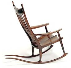 sam maloof rocking chair class sam maloof legendary rocker and gentle soul popular woodworking
