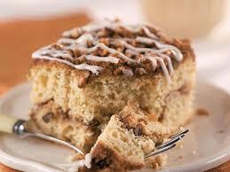 Cinnamon Pecan Streusel Coffee Cake Recipe