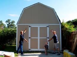 12x16 Gambrel Storage Shed Plans Free by 12x16 Barn Plans Barn Shed Plans Small Barn Plans