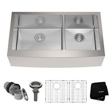 Whitehaus Farm Sink 36 by Apron Front And Farm Style Sinks