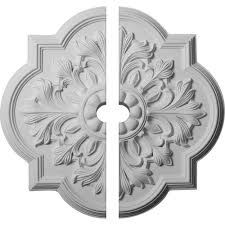 Lowes Canada Ceiling Medallion by Westinghouse Soleil 20 In White Ceiling Medallion 7775200 The