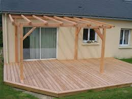 construire une pergola en bois plan gallery of gazebo with