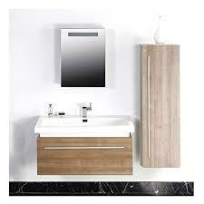 badezimmer p945 cappuccino badmöbel badezimmermöbel spiegel waschbecken schrank