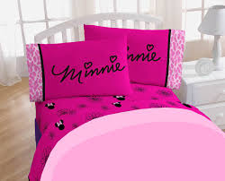 Minnie Mouse Queen Bedding by Sheets Kids Teens At Bedding