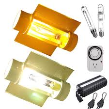 250w 400w 600w 1000w watt hps mh grow light kit 6 cool