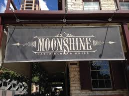 Moonshine Patio Bar Grill dining at moonshine patio bar u0026 grill is living the good life