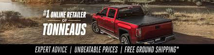 Tonneau Covers, Truck Bed Covers - We Make It Easy