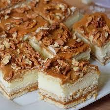 polnischer karamellkuchen ciasto krówka variante ii