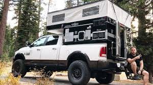 100 Pickup Truck Camper Taking A Tour Around The ULTIMATE PopUp