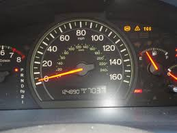 2004 Honda Accord Abs Tcs And Brake Light Stay