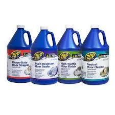 zep 128 oz floor cleaning kit 4 pack zuflkit the home depot