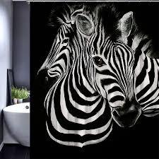Zebra Print Bathroom Decor by Brown Zebra Bathroom Set Brightpulse Us