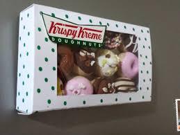 Krispy Kreme Halloween Donuts Philippines by Krispy Kreme Dozen Donuts Fridge Magnet