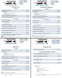 reglement interieur auto ecole formations et tarifs auto ecole bab à anglet