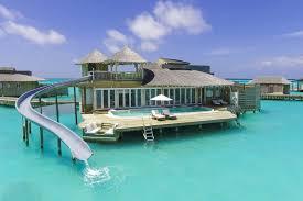 100 Bora Bora Houses For Sale Water Retreat Villa With Slide Maldives Luxury Resort
