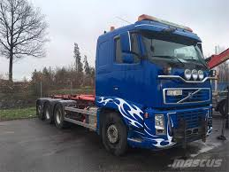 100 Hook Trucks For Sale Volvo FH16_hook Lift Trucks Year Of Mnftr 2007 Price R702 263