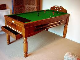 bar billiard tables antique bespoke custom bar billiards