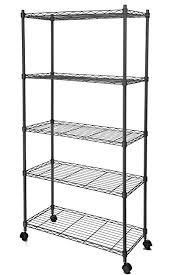 Storage Cabinets astounding black storage shelves Black Shelves