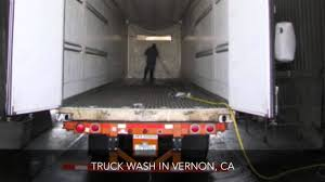 100 Little Sisters Truck Wash Vernon CA Dales Transport Ing YouTube