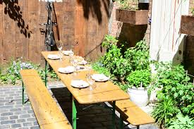 Top Restaurants For Outdoor Dining In NYC, Including Gardens Best 25 New York Brownstone Ideas On Pinterest Nyc Dancing Under The Stars Images With Awesome Backyard Tent Chicago Retractable Awnings Nyc Restaurant Bar Rollup Awning Brooklyn Larina Backyards Outstanding Forget Man Caves Sheds Are Zeninspired Makeover Video Hgtv Tents A Bobs On Marvelous Toronto Staghorn Brownstoner Outdoor Happy Hours In York City Travel Leisure Garden Design Patio And Brownstone We Landscape Architecture