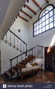 Wrought Iron Banisters Stock Photos & Wrought Iron Banisters Stock ... Banister Definition In Spanish Carkajanscom 32 Best Spanish Colonial Home Design Ideas Images On Pinterest Banisters Meaning Custom Stair Parts Mobile Stunning Curved 29 Staircase For Style Home 432 _ Architecture Decorative Risers With Designs For All Tastes The Diy Smart Saw A Map To Own Your Cnc Machine Being A Best 25 Wrought Iron Railings Ideas 12 Stair Railing Renovation