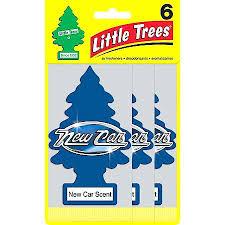 New Car Air Freshener Smell Tree