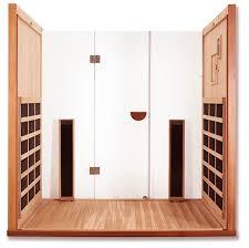 Sanctuary Y 4 Person Yoga Full Spectrum Infrared Sauna