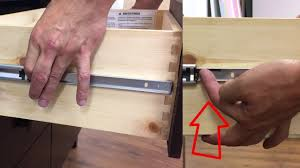 removing drawer from pali furniture youtube