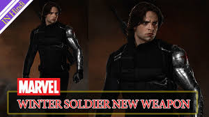 Winter Soldier New Weapon Avengers Infinity War AG Media News