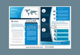 Medical Magazine Poster Template