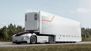 100 Concept Semi Trucks MercedesBenz Vision Urbanetic Concept Aims To Haul People And Goods