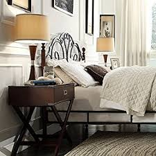 Wrought Iron Headboards King Size Beds by Amazon Com King Size Iron Gate Headboard Is A Classy Rod Iron
