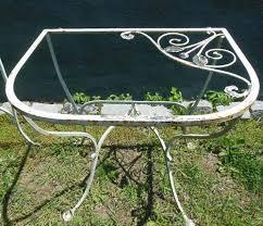 Salterini Iron Patio Furniture by Salterini Antiques Garden Decor And Antiques