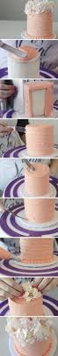How To Create Home Style Horizontal Rustic Frosting This Website Has Great Tutorials On Easily Frost A Cake