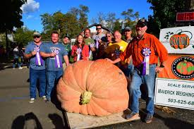 Canby Pumpkin Patch by Home