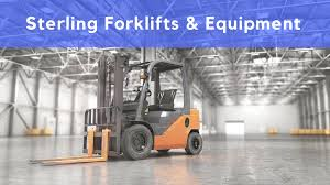 100 Interstate Truck Equipment Sterling Forklifts LLC 3702 35 South New