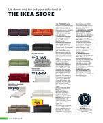 Klippan Sofa Cover Malaysia by Ikea Two Seat Sofa Bed Covers In Ikea Catalogue 2009 By Ikea Malaysia